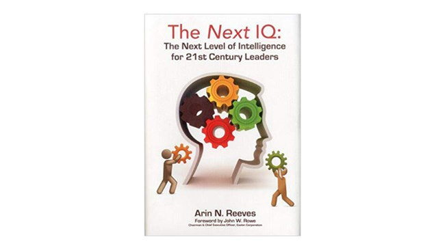 The Next IQ, by Arin Reeves