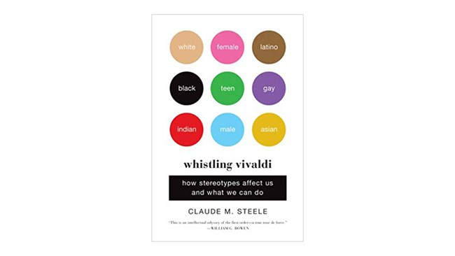 Whistling Vivaldi, by Claude M. Steele