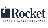 Rocket Logo Sliced